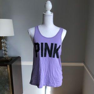 PINK Victoria's Secret lace racerback